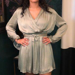 Bardot dress.